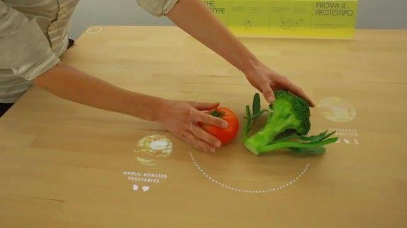 Ikeas futuristiska köksbord är den perfekta matlagningsassistenten
