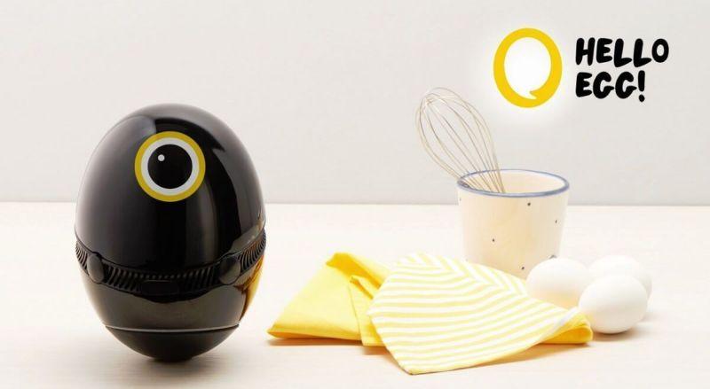 Hello Egg är en söt AI-aktiverad matlagningsassista