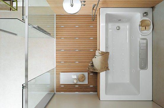 Cube Room Multisystem - Smart badrumslayout av Albatros.