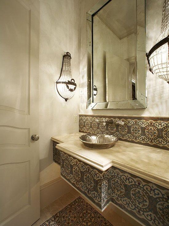 Eastern Luxury: 48 inspirerande marockanska badrumsdesignidéer.