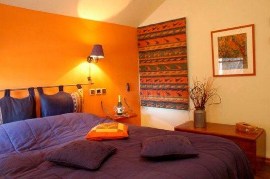 31 mysiga och inspirerande sovrumsdekorationsidéer i höstfärger.