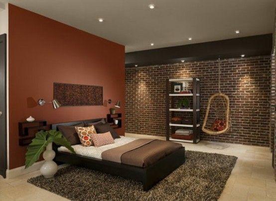Designstilar, dekorationsidéer |  31 Mysigt och inspirerande sovrum.