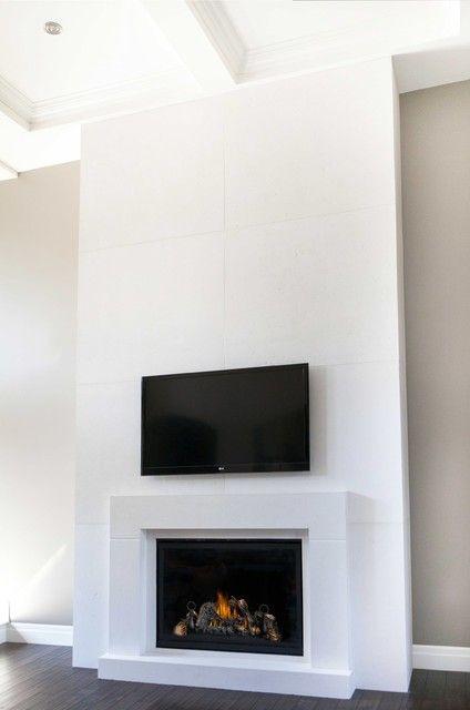 underbar-vit-svart-trä-glas-modern-design-eldstäder-interiör.
