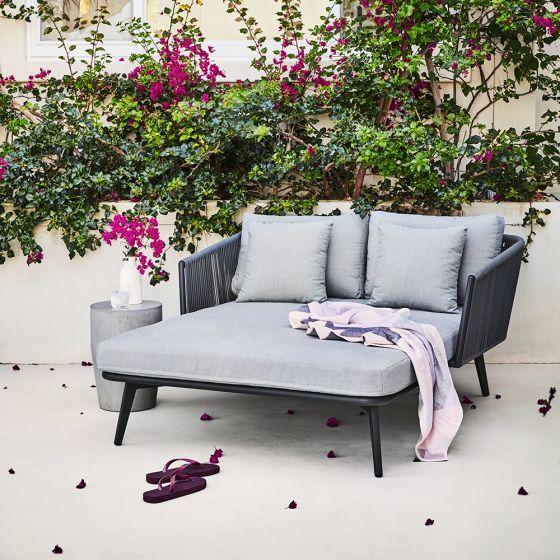 Sassari Day Bed of European-Inspired Design - Early Settler.