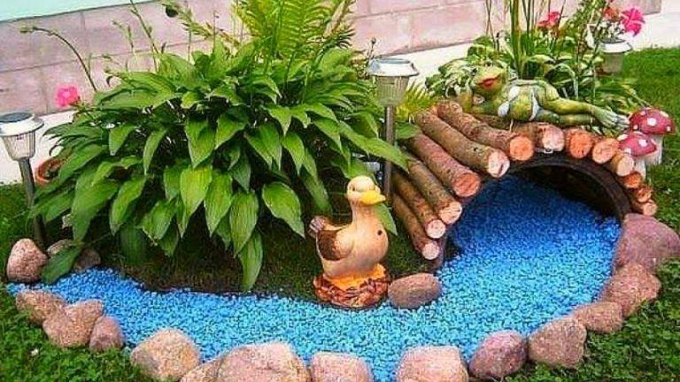 50 kreativa idéer för trädgårdsdekoration 2016 fantastiska trädgårdsidéer.
