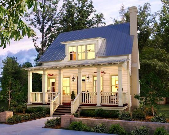 Söt stuga hem!  #cottages #homeexteriors homechanneltv.