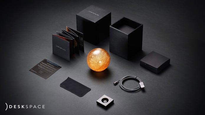Solar Sun Mood Lamp - Things I Desi
