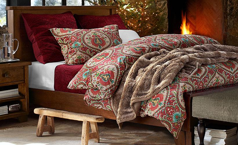Mysiga sängkläder höst och vinter |  Keramik Ba