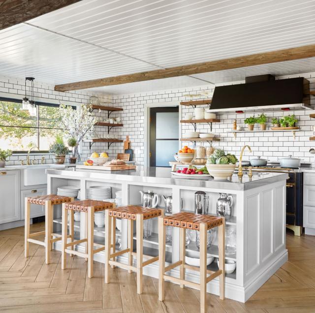 32 Köketrender 2020 - Nytt skåp och färgdesign Ide