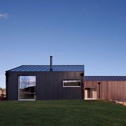 Husdesign och arkitektur i Skottland  Deze
