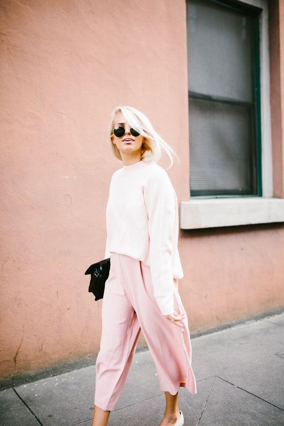 vida shorts, delikat rosa