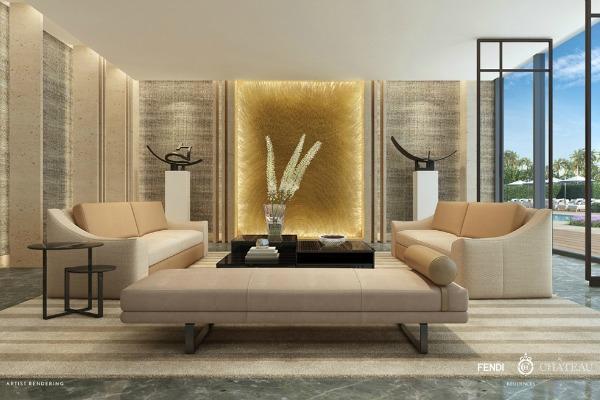 Fendi Casa Miami |  Mike Mignos konst