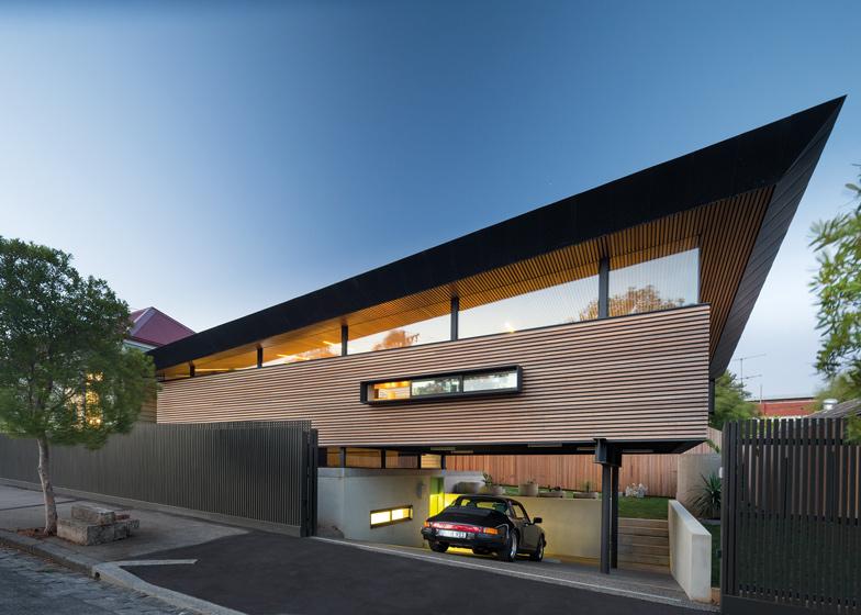 Mullet House i Melbourne av March Studio |  arkitekt