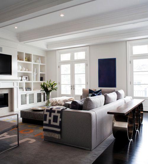34 smarta sätt att kombinera en soffa och bord och stolar    DigsDigs.