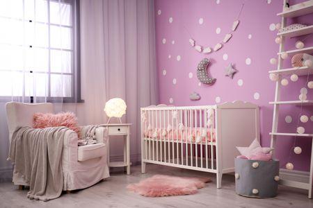 15 Creative Nursery Wall Ide