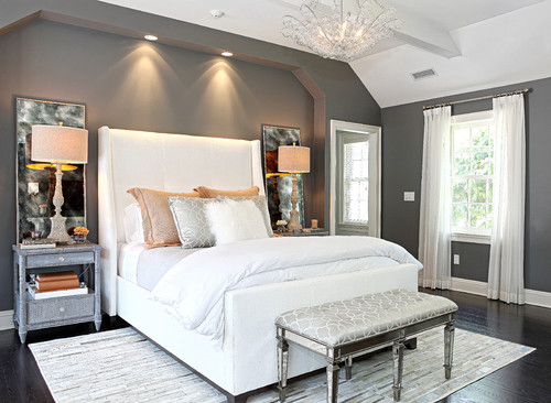 8 knep för att designa ett lyxigt sovrum för Le