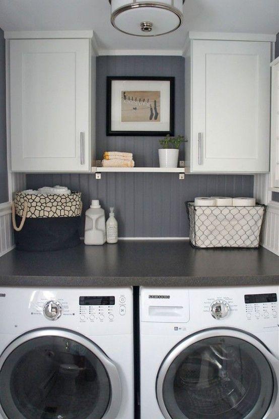 33 kreativa tvättstugor du bör titta på.
