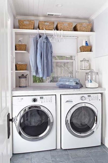 33 kreativa tvättstugor du bör titta på |  Tvätt.