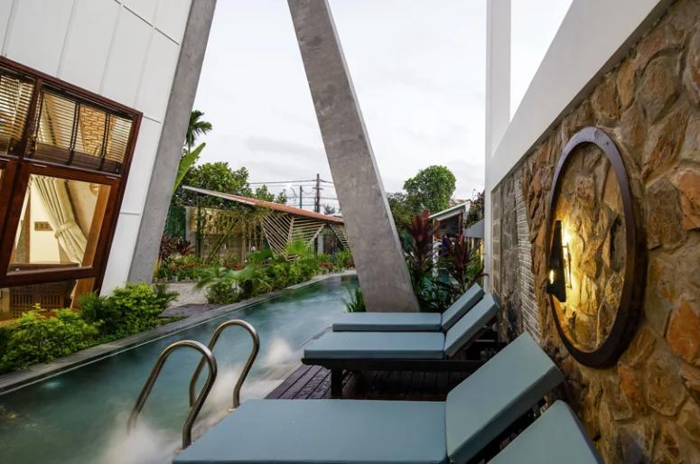 Unik villa omgiven av unikt växtliv - DigsDi