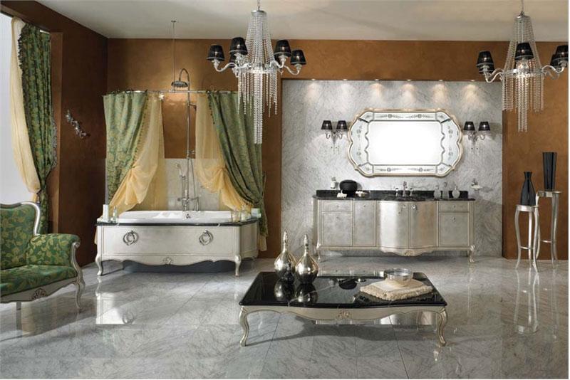 Lyxigt klassiskt badrum av Lineatre - Badrumsdesignidéer - My.