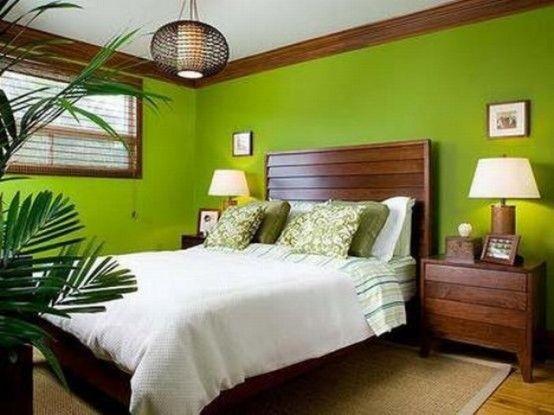 39 ljusa tropiska sovrumsmönster |  DigsDigs |  Tropiska sovrum.