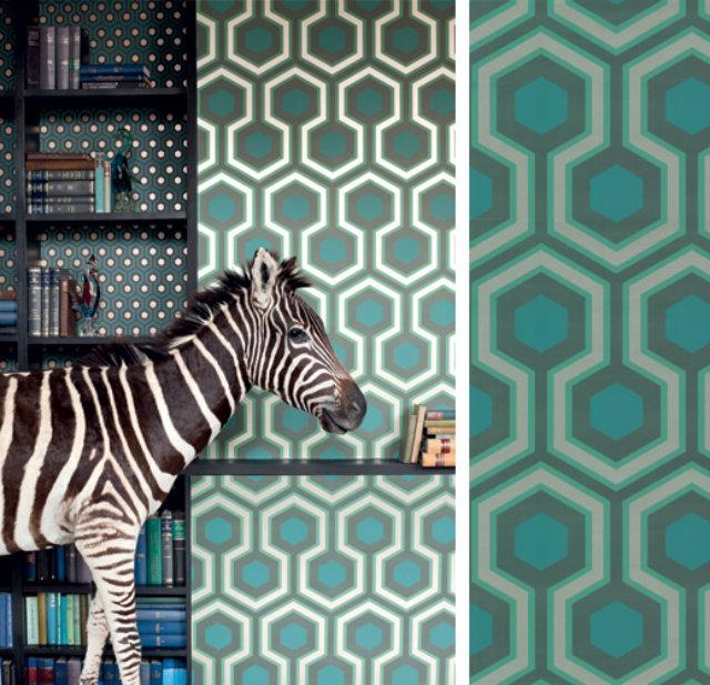 naturinspirerad tapet |  Inspiration och idéer |  BRABBU Design Forc