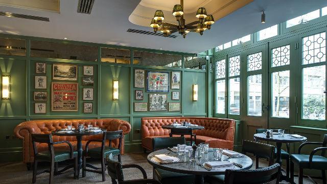 The Ivy Chelsea Garden - British Restaurant - visitlondon.c