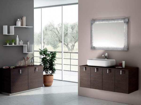 Endast möbler: Sensuella badrumsmöbler från F Lli Branchetti.
