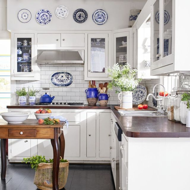 30 bästa vita kök - foton av White Kitchen Design Ide