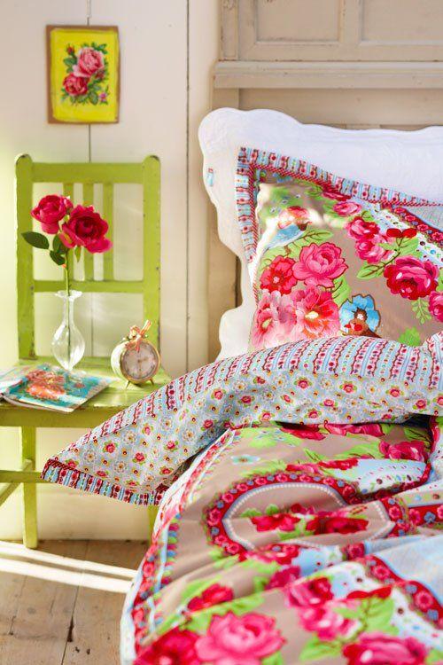 26 Idéer för dekorativa vårsovrum    Interieur färger.