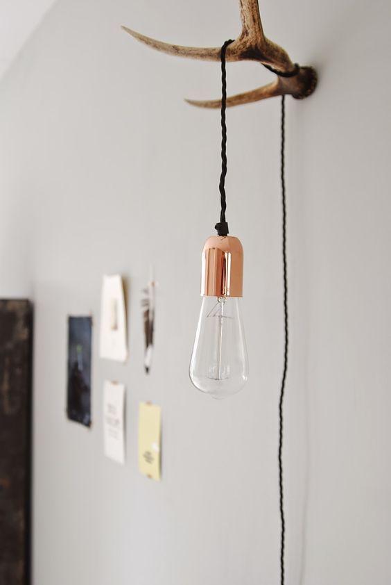 29 idéer för att ge rustik hygge till din interiör 2020    Hjorthorn.