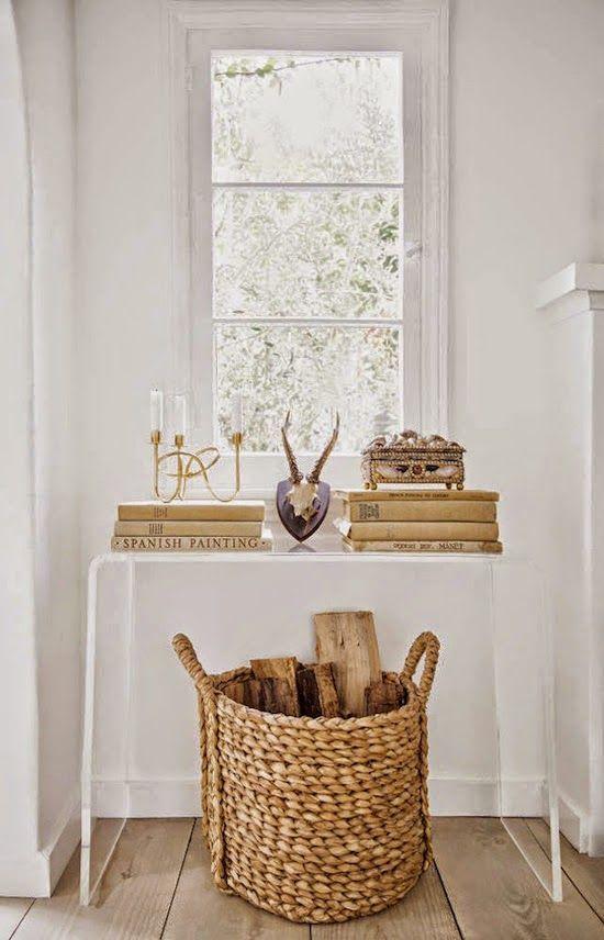 29 idéer för att ge rustik hygge till din interiör  Dekor, akryl.