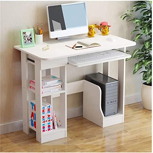 Amazon.com: Xesvk skrivbordsdator skrivbord skrivbord med.
