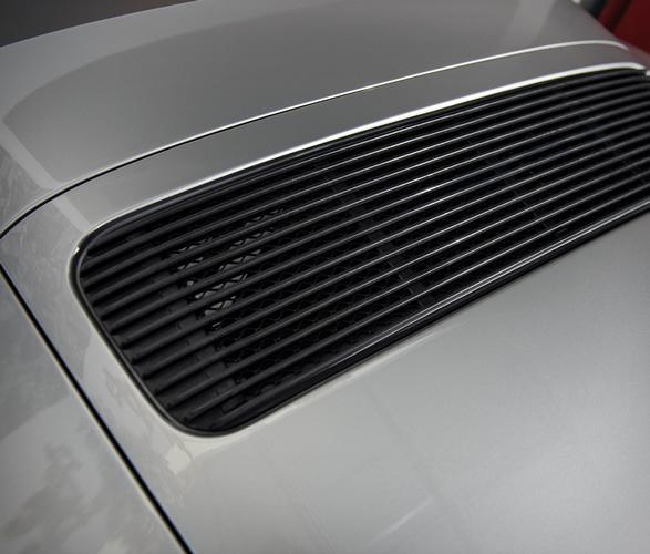 Porsche 911 Writing De