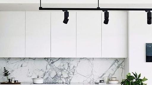25 tidlösa idéer för vit marmorinredning    Nyheter Bre