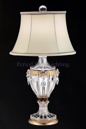 Swarovski Crystal bordslampa - Idéer på Fot