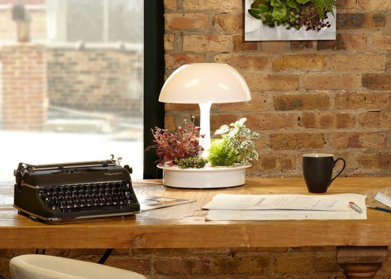 7 Flora-inspirerade möbler och lampor design - DigsDi