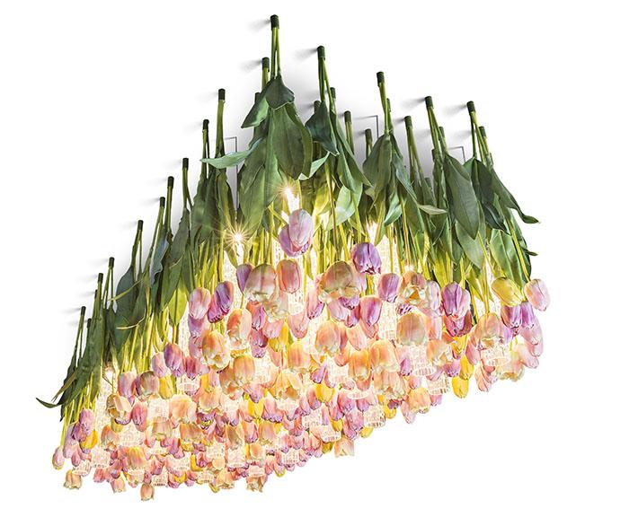 Möbler och lampor Designs of Flora Inspiration-Furniture-Table.