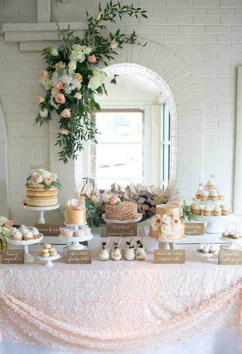 Hur man ställer in en godisbar vid en bröllopsmottagning 2020  Bröllop .