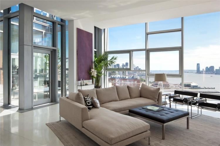 interia kw: En hisnande 360 graders vy Penthouse i