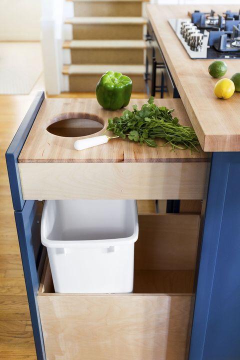 22 Idéer för köksorganisation - Tips och tric för kökets organisering