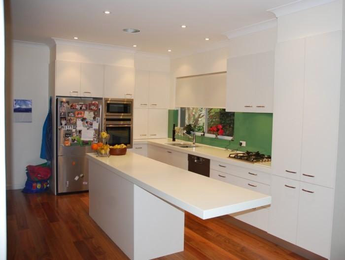 Tiny Kitchen Ideas - Dekorationslösningar för kompakt utrymme.