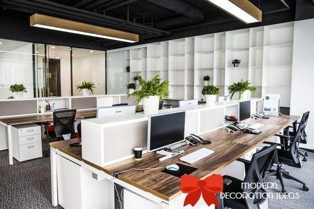 Pin på Executive hemkontorsdesi