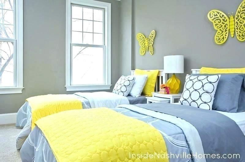 marinblå gul och grå sovrum blå och grå sovrum dekorera.