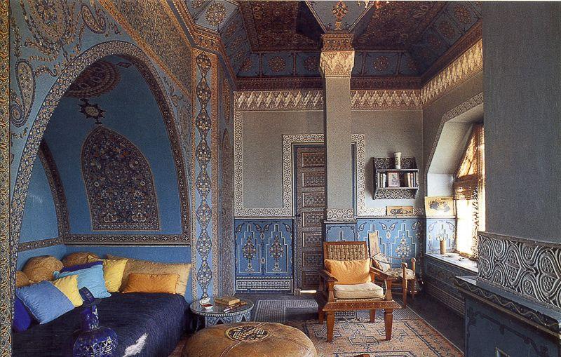 Inredning i marockansk stil |  Marockansk stilinredning, marockansk.