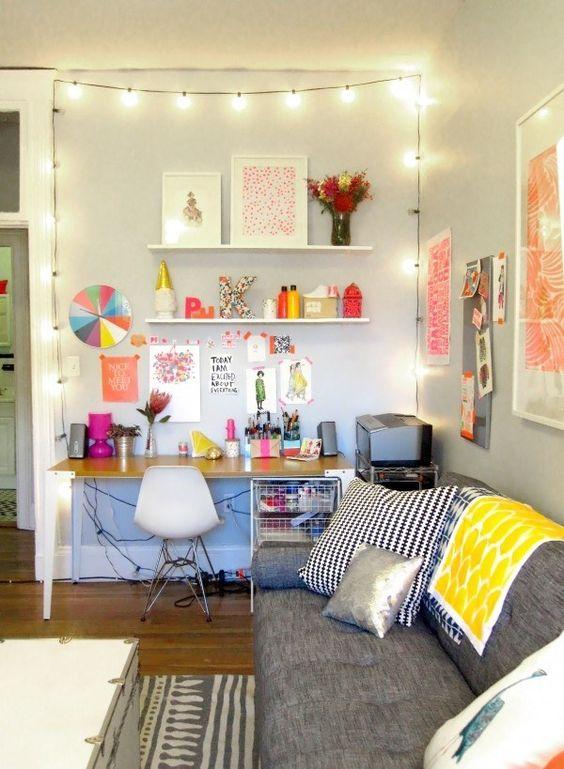 25 idéer att använda strålkastare i hemmakontor - DigsDi