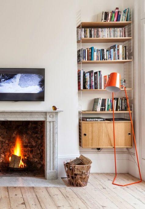 Snygg och originell inredningsdesign i London |  DigsDigs |  Hygge.