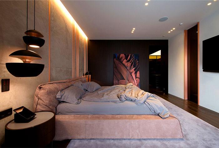 80 Idéer till sovrummet för män - En lista över de bästa maskulina sovrummen.