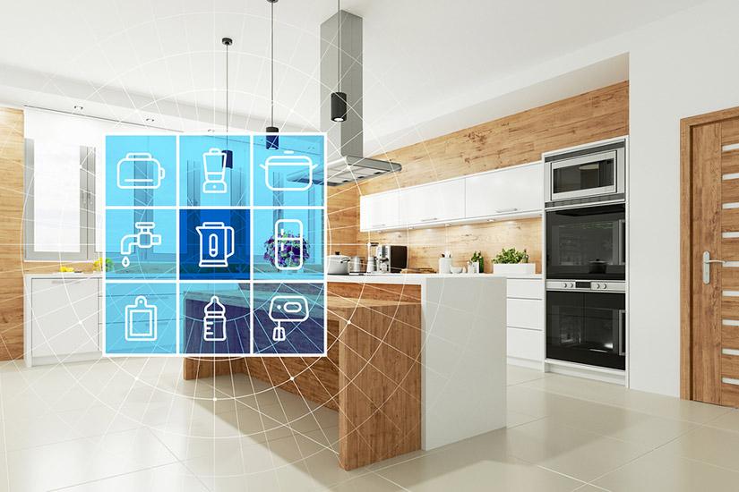 Vad tingenes internet kommer att betyda för ditt smarta kök år 20