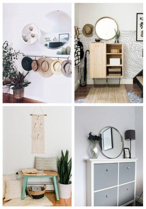 32 coola IKEA-hackar för din entré    Ikea, Ikea hack, Rustik.
